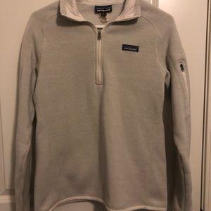 Patagonia 1/4 zip better sweater